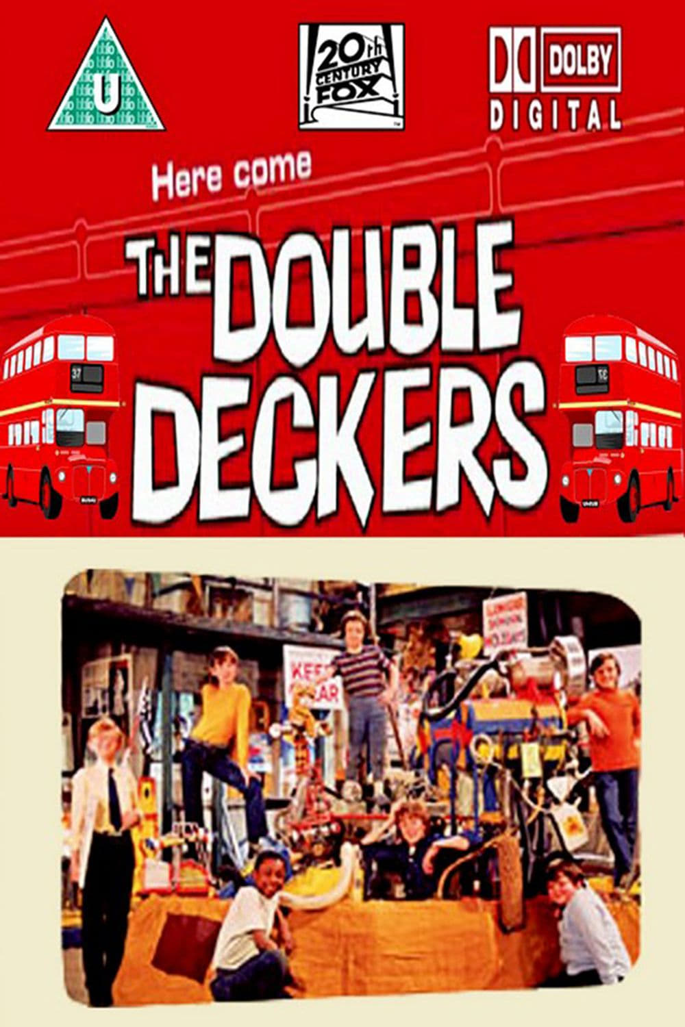 Here Come the Double Deckers (1970)