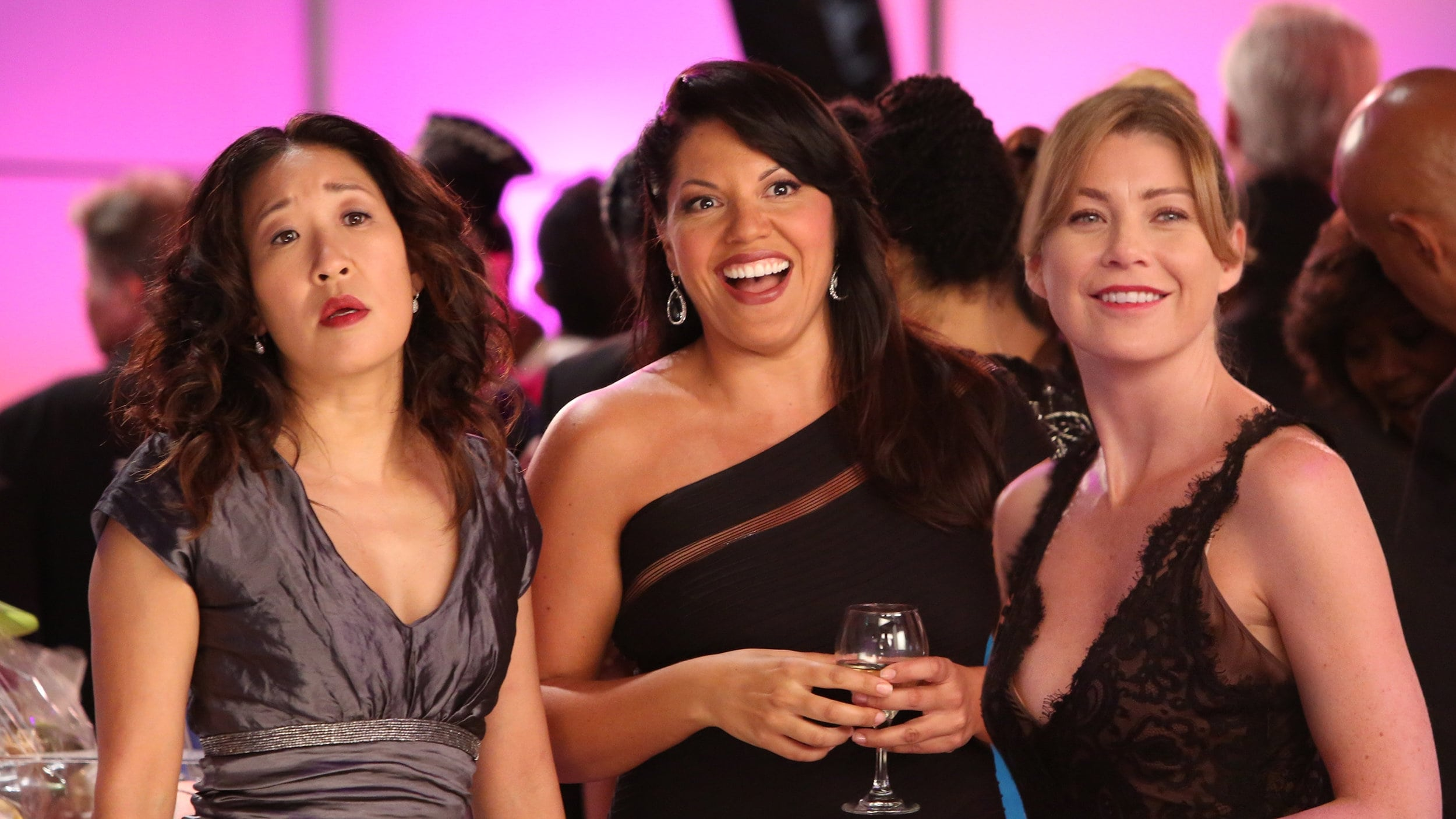 Grey's Anatomy Season 10 :Episode 4  Puttin' on the Ritz