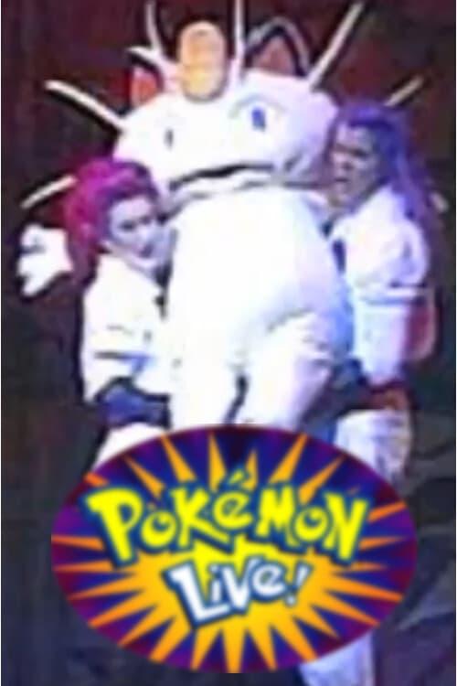 Pokémon Live! (2000)