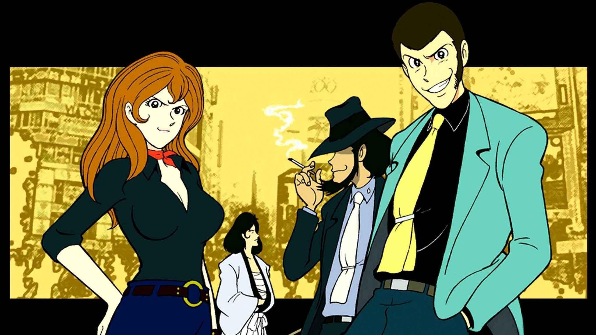 Lupin III: Cagliostro no Shiro