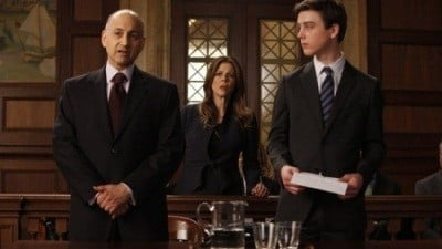 Law & Order: Special Victims Unit - Season 12 Episode 23 : Delinquent