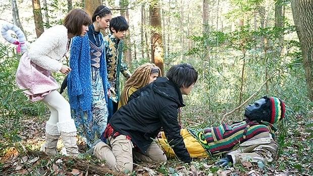 Super Sentai Season 40 :Episode 5  Monarch of the Jungle