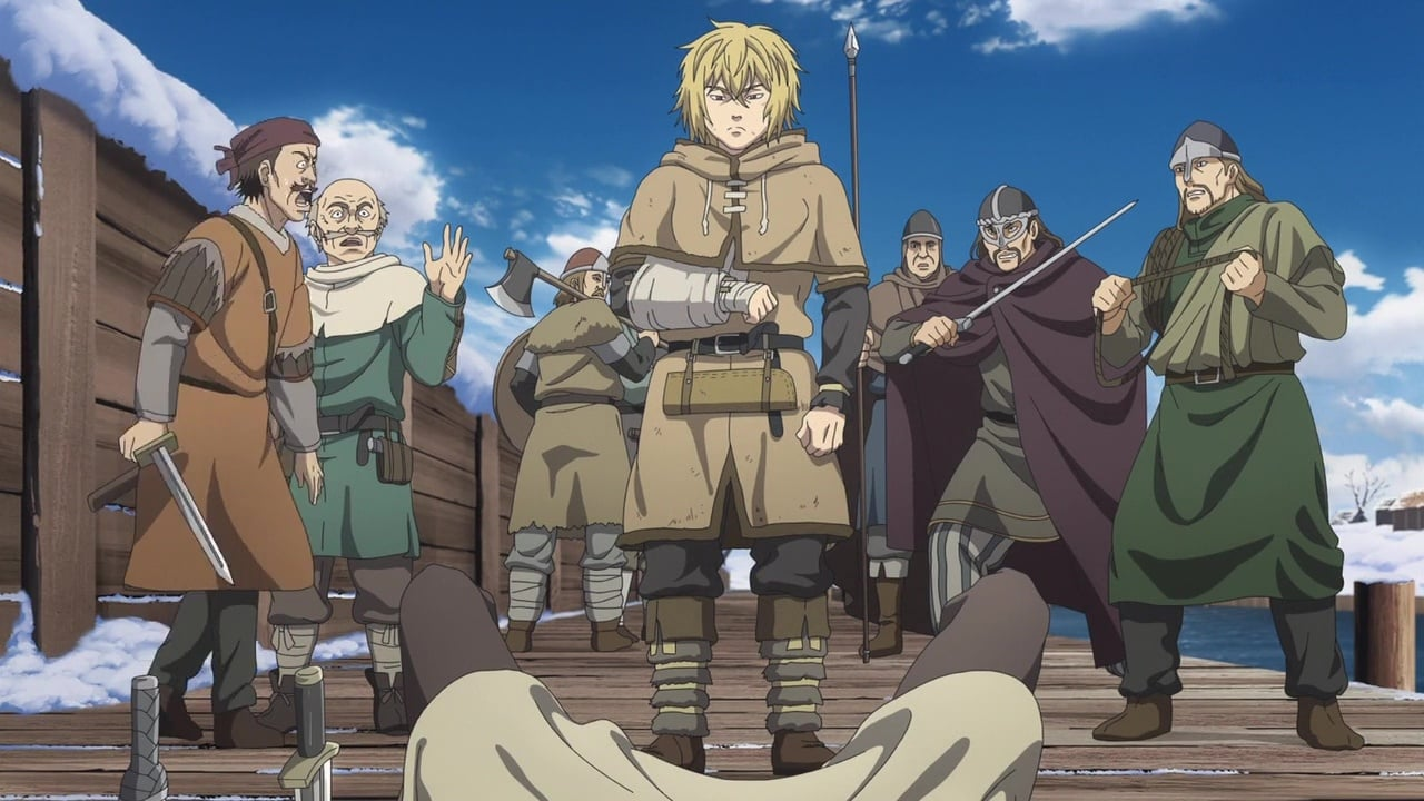 Vinland Saga Season 1 :Episode 21  Reunion