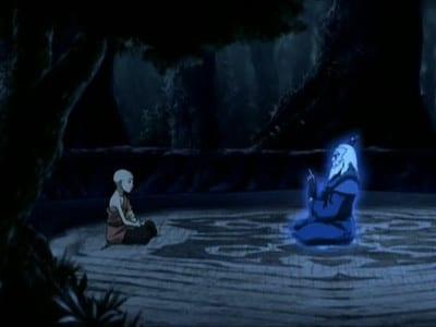 Avatar - Der Herr der Elemente Season 3 :Episode 19  Zosins Komet (2) - Die alten Meister
