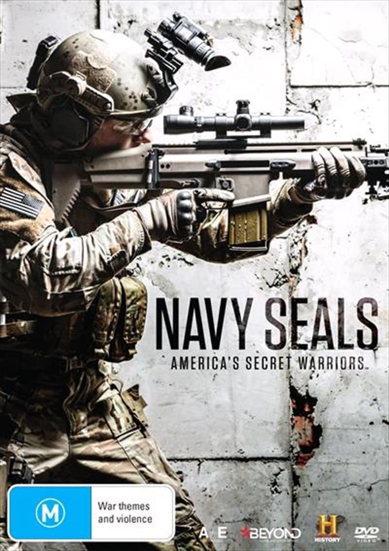 Navy SEALs: America's Secret Warriors TV Shows About Navy