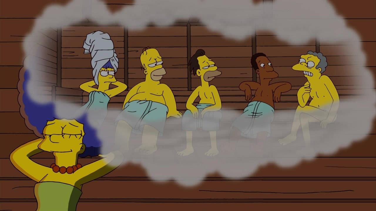 The Simpsons Season 20 :Episode 18  Father Knows Worst
