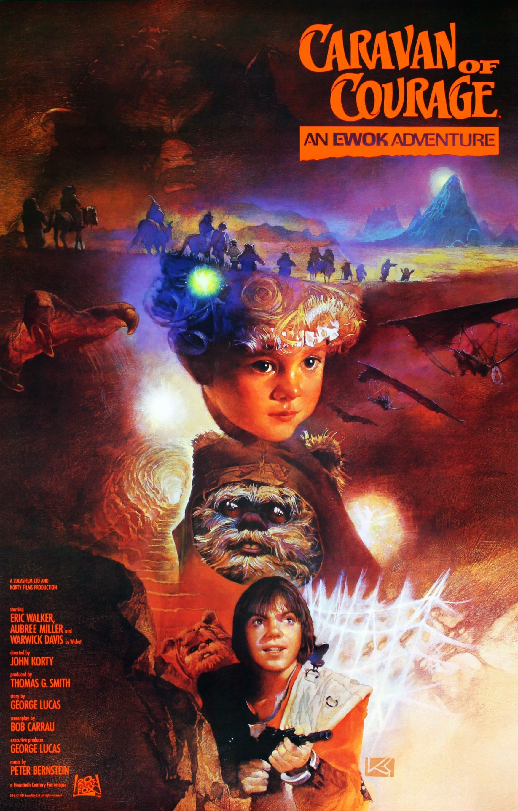 The Ewok Adventure 1985 Vodly Movies