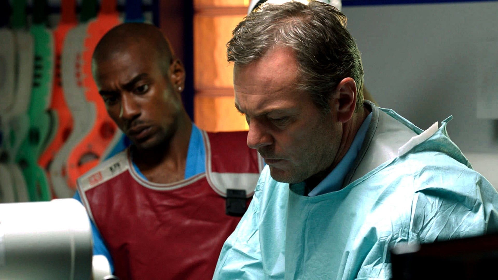 Casualty Season 27 :Episode 21  Life Goes On