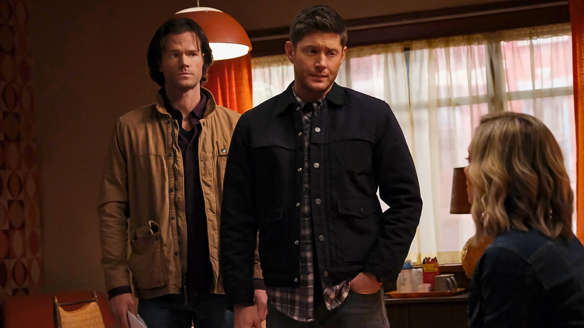Supernatural Season 15 :Episode 16  Drag Me Away (From You)