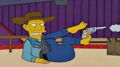 The Simpsons - Season 13 Episode 12 : The Lastest Gun in the West
