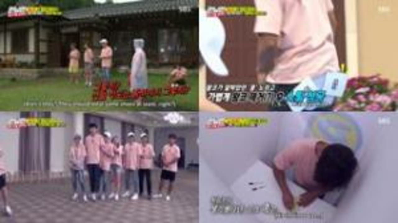 Running Man Season 1 :Episode 411  Catch the Petty Thief