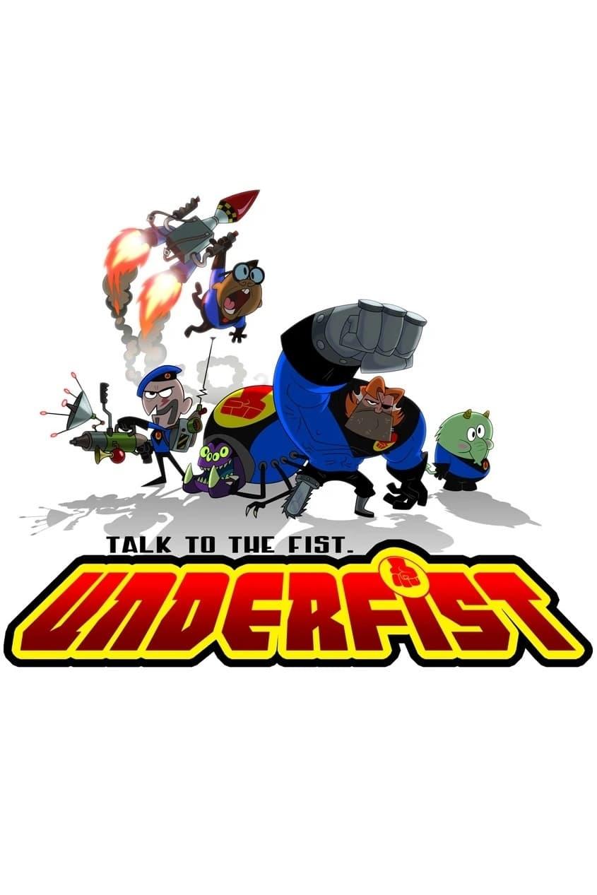 Ver Underfist: Halloween Bash Online HD Español (2008)