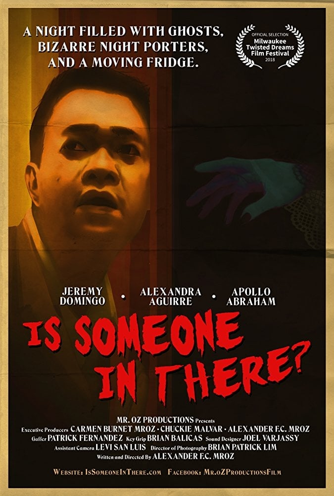 Ver Is Someone in There Online HD Español ()