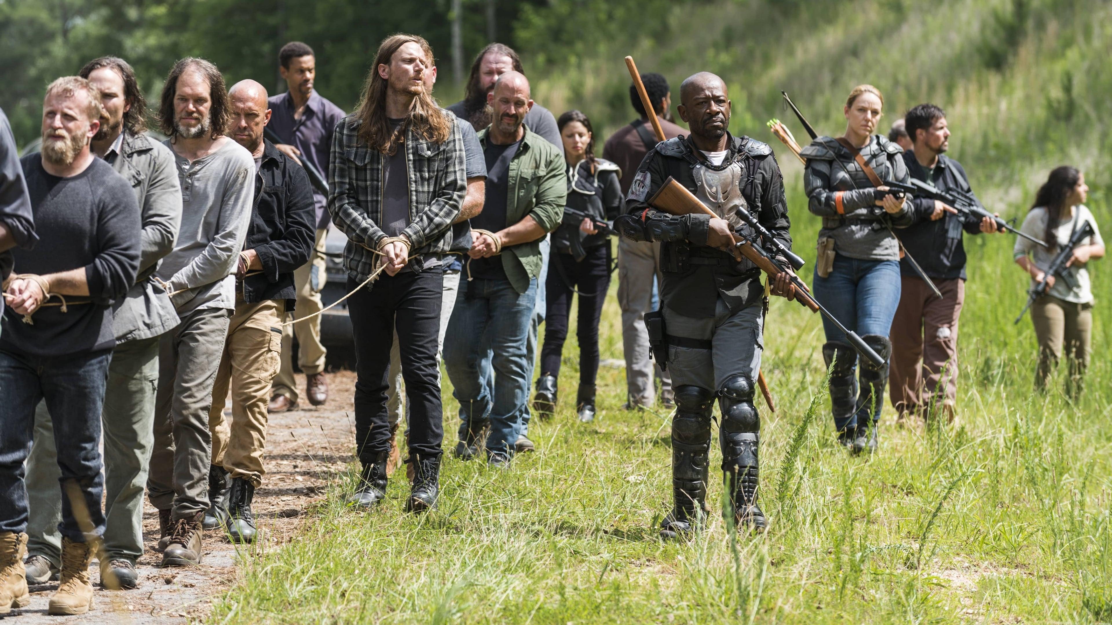 The Walking Dead 8 Streaming