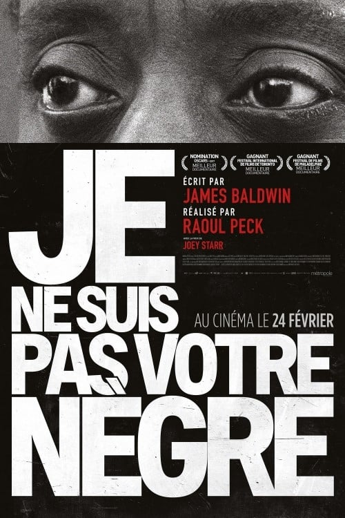 I Am Not Your Negro streaming sur zone telechargement