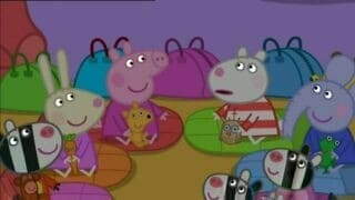 Peppa Pig Season 2 :Episode 52  Sleepover