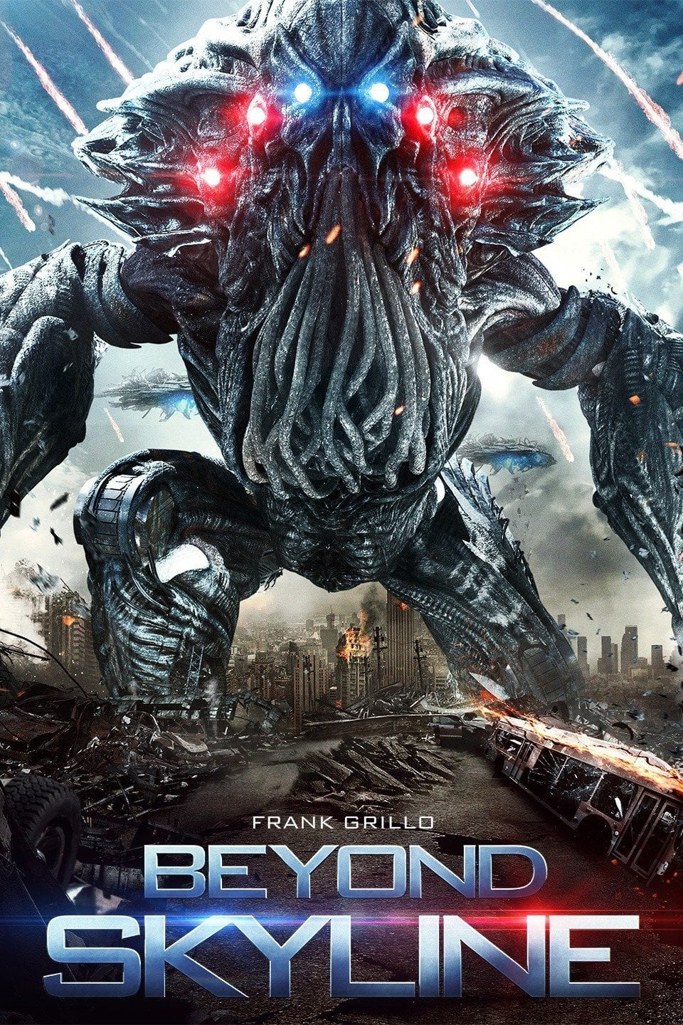 Beyond Skyline (2017) - Posters — The Movie Database (TMDb)