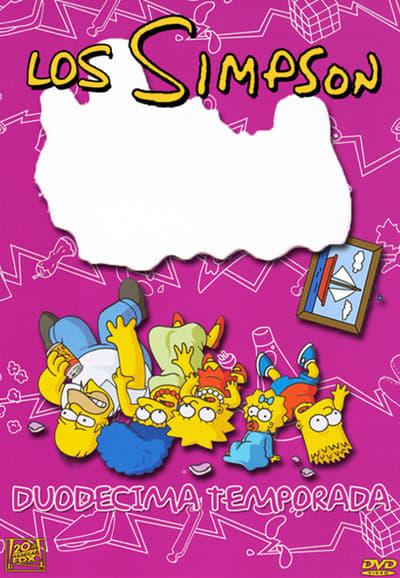 Los Simpson Season 12
