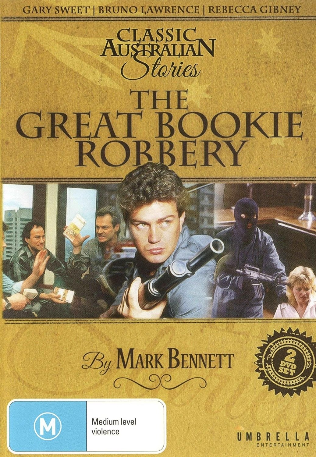Ver The Great Bookie Robbery Online HD Español ()