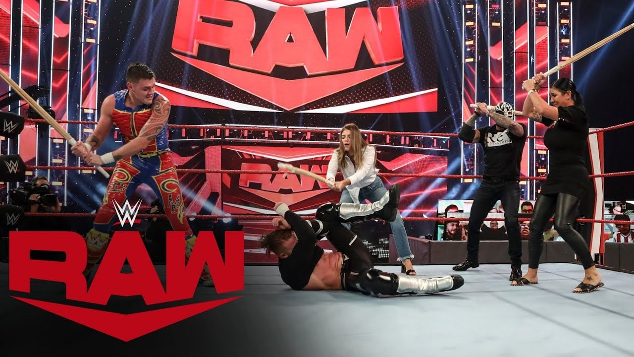 WWE Raw Season 28 :Episode 36  September 7, 2020