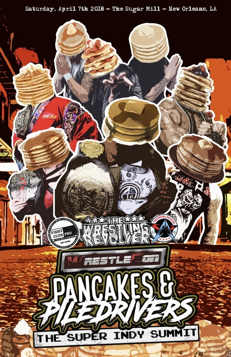 Ver Pancakes & Piledrivers II: The Indy Summit Online HD Español ()