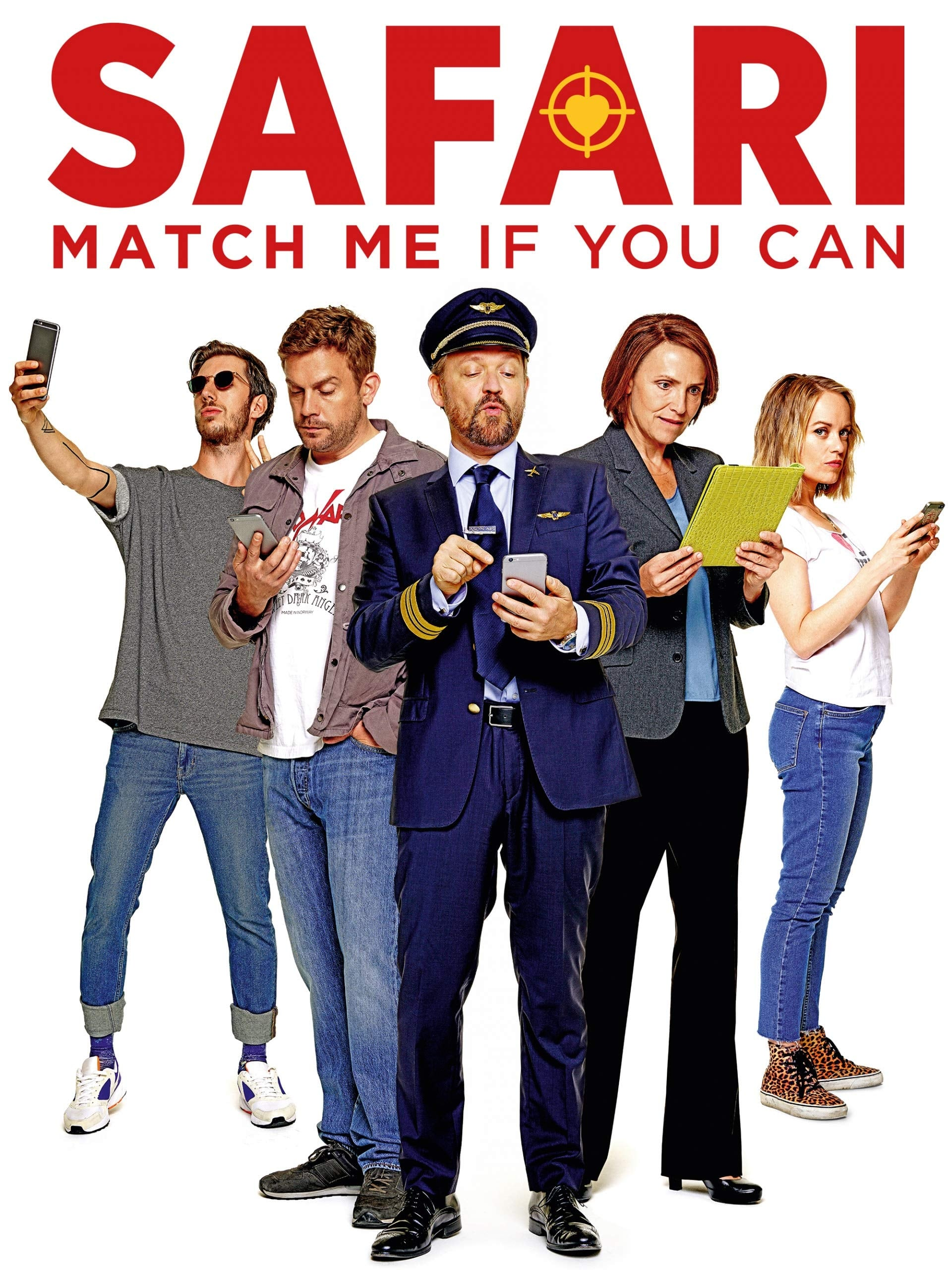 Safari – Match Me If You Can