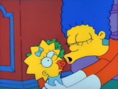 The Simpsons Season 1 :Episode 13  Some Enchanted Evening