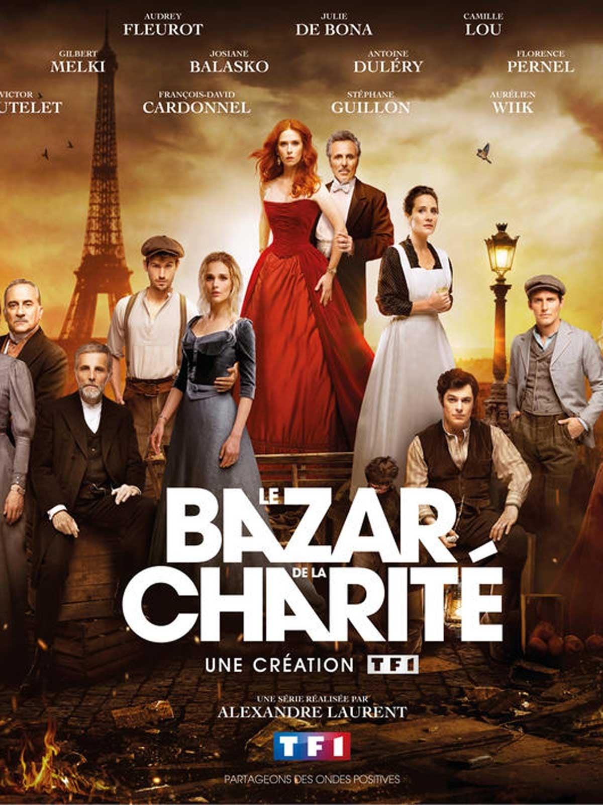 Le bazar de la charité (2019)