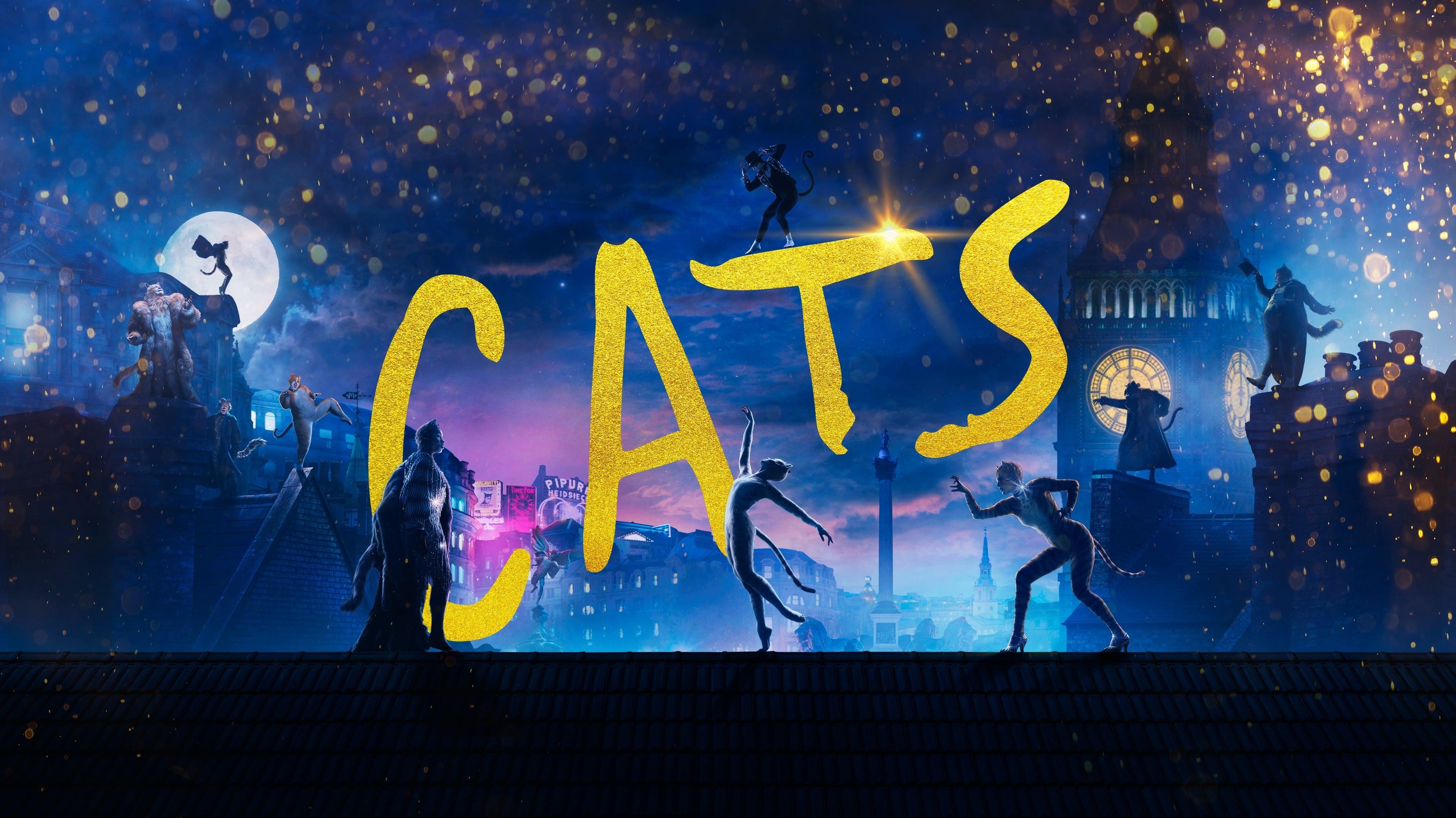 Filmszene aus Cats