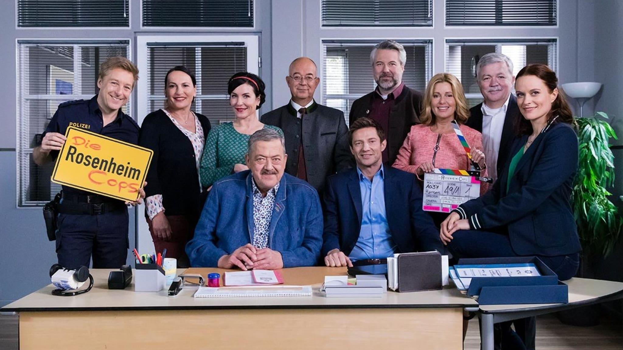 Die Rosenheim-Cops - Season 15