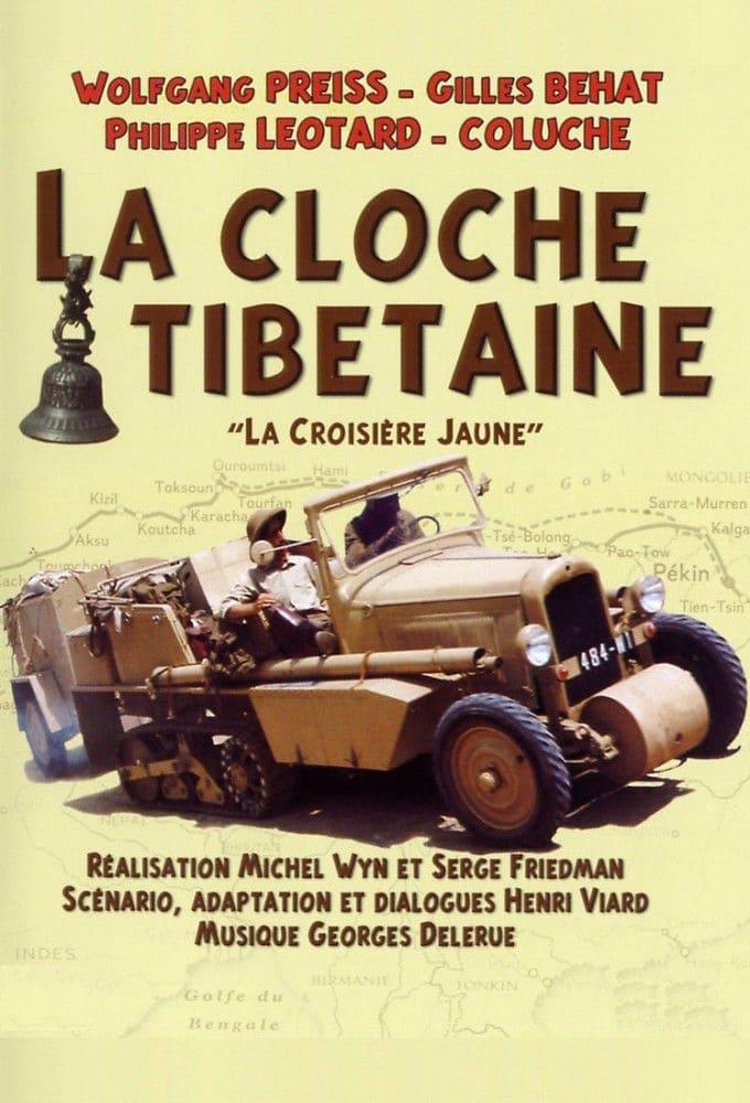La Cloche tibétaine TV Shows About Expedition