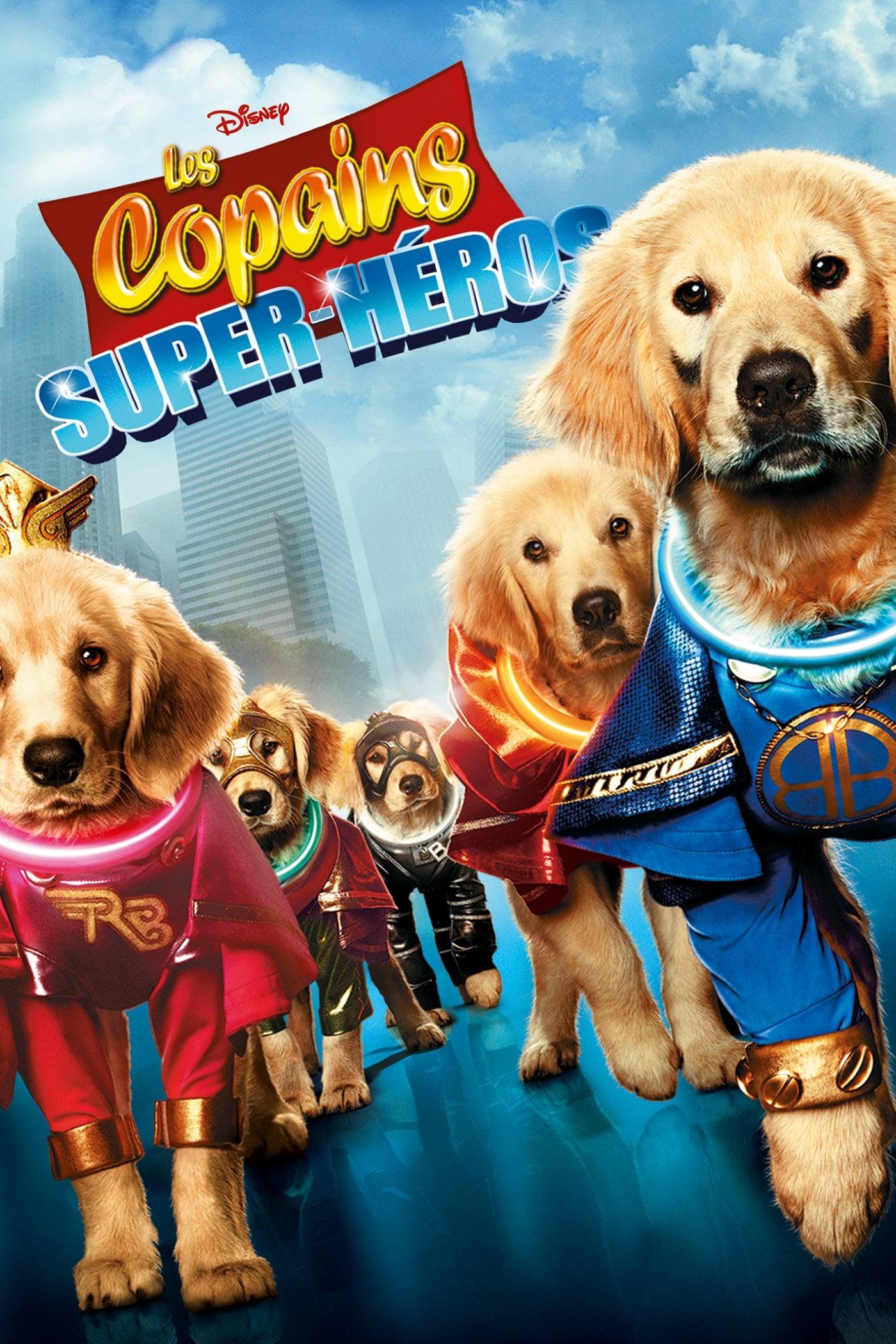 Les Copains Super-Héros streaming sur libertyvf
