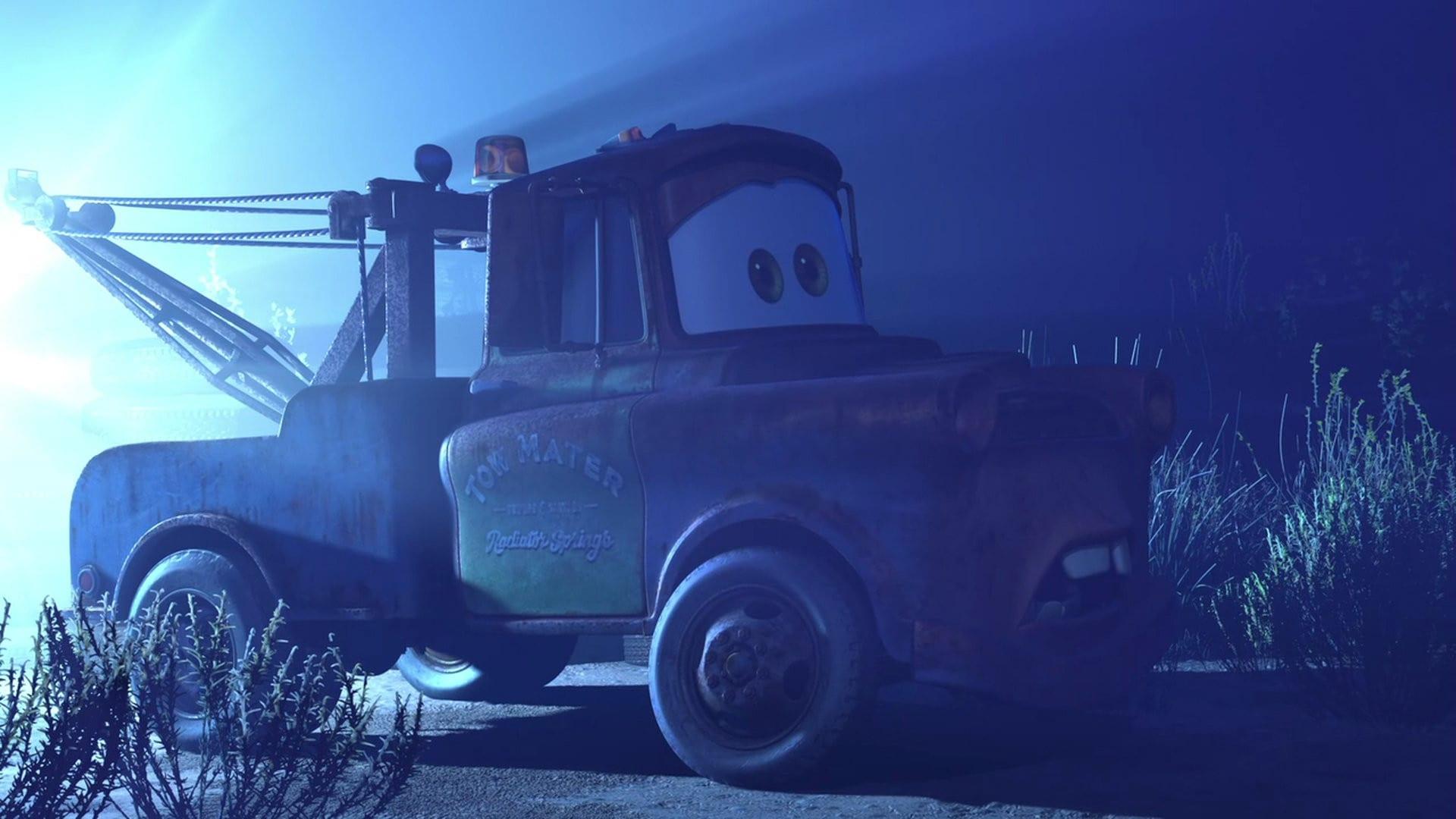 Mate y la luz fantasma (2006)