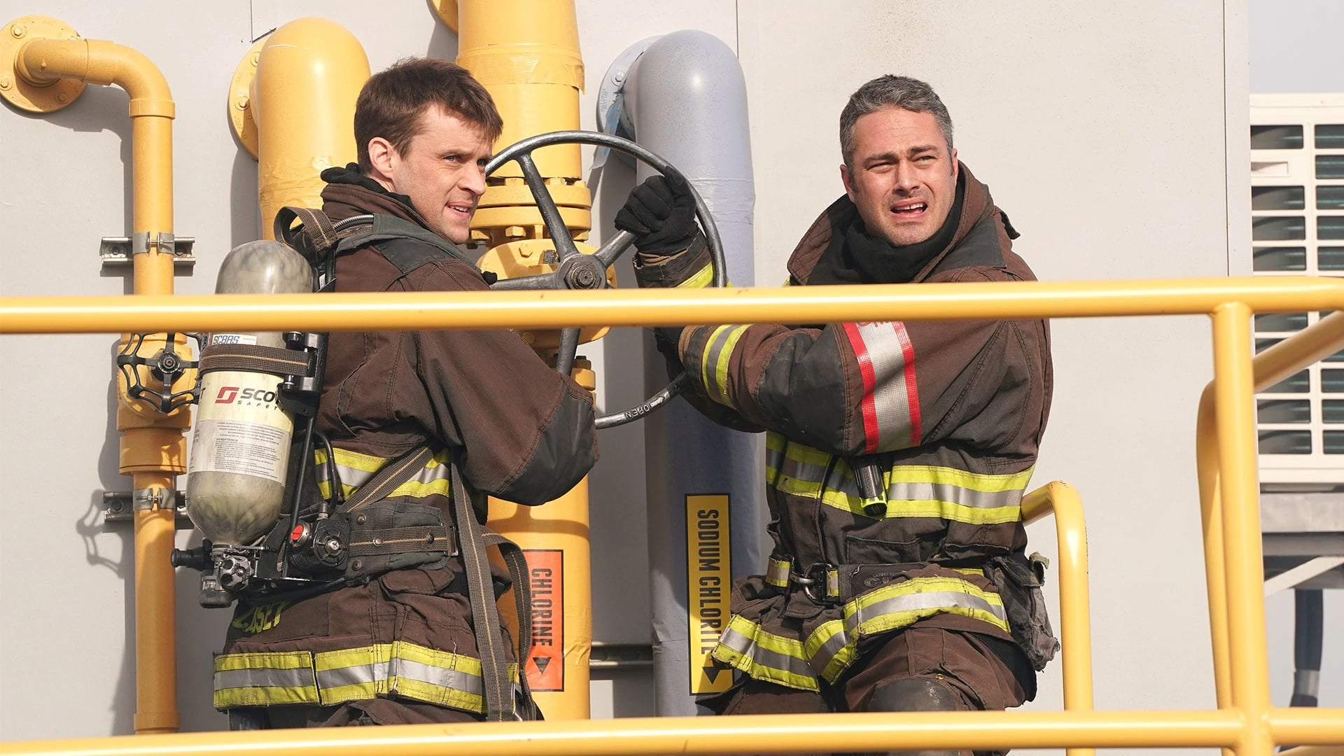 Chicago Fire - Season 6 Episode 11 : Gesetz des Dschungels