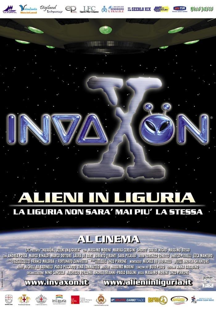 watch InvaXön – Alieni in Liguria 2004 online free
