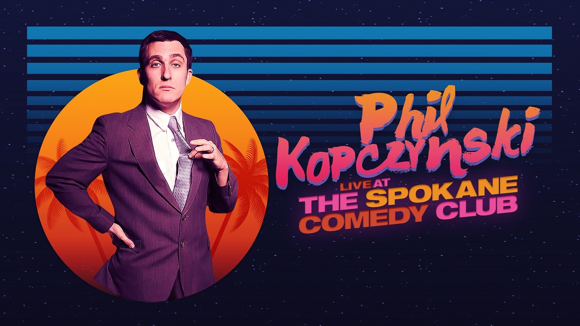 Phillip Kopczynski: Live at Spokane Comedy Club (2021) Movie Streaming