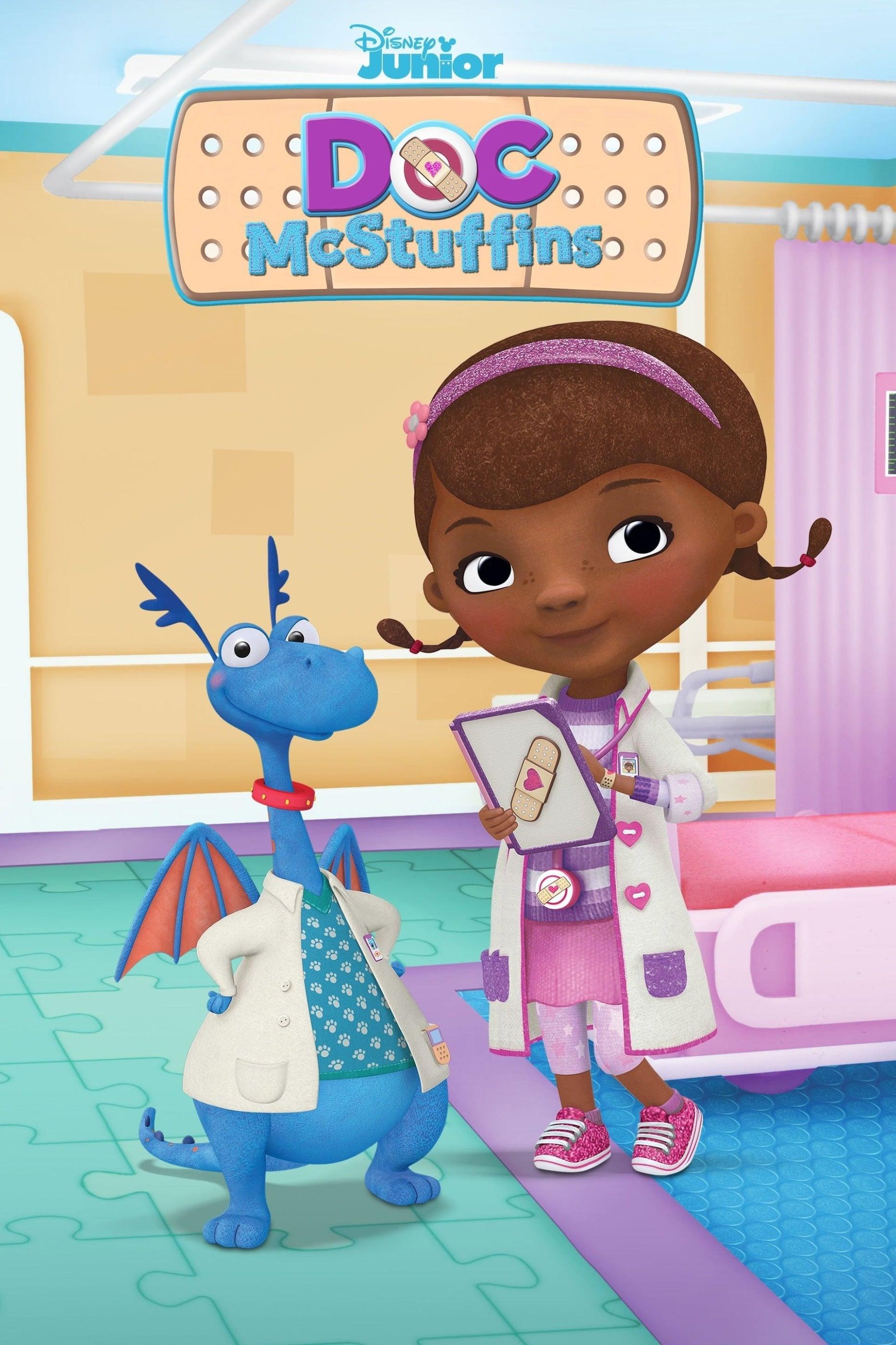 Doc McStuffins School of Medicine Poster |Doc Mcstuffins Poster
