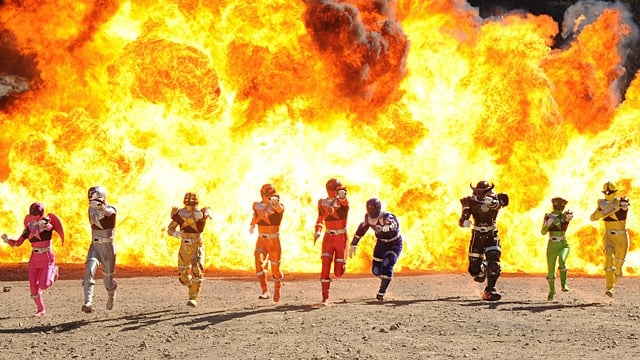 Super Sentai Season 41 :Episode 5  The Nine Ultimate Saviors