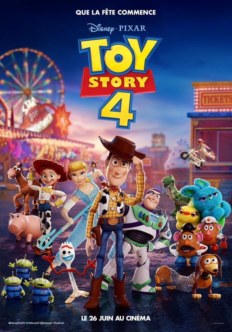 Toy Story 4 streaming sur libertyvf
