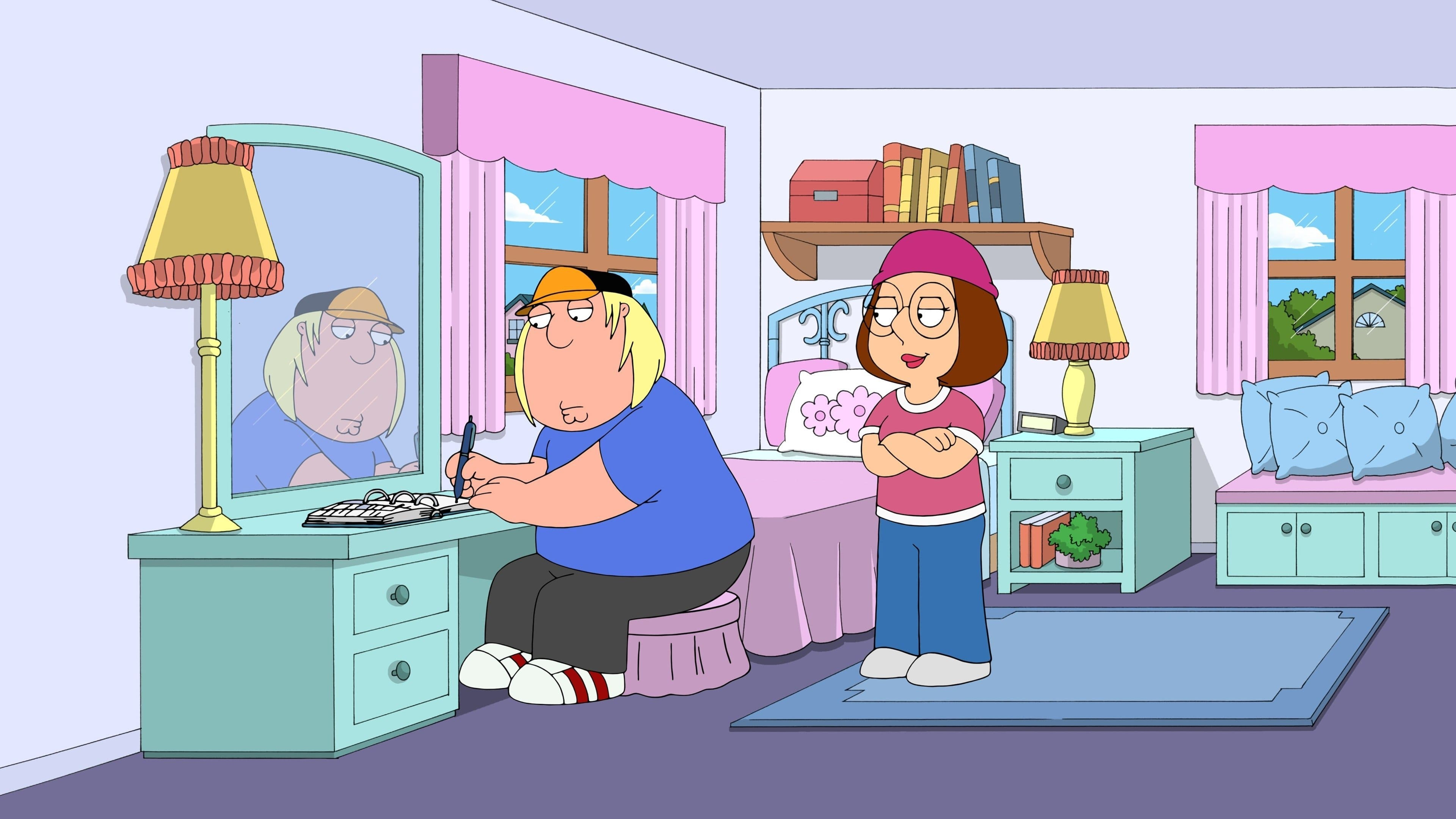 Family Guy Season 11 :Episode 13  Chris Cross