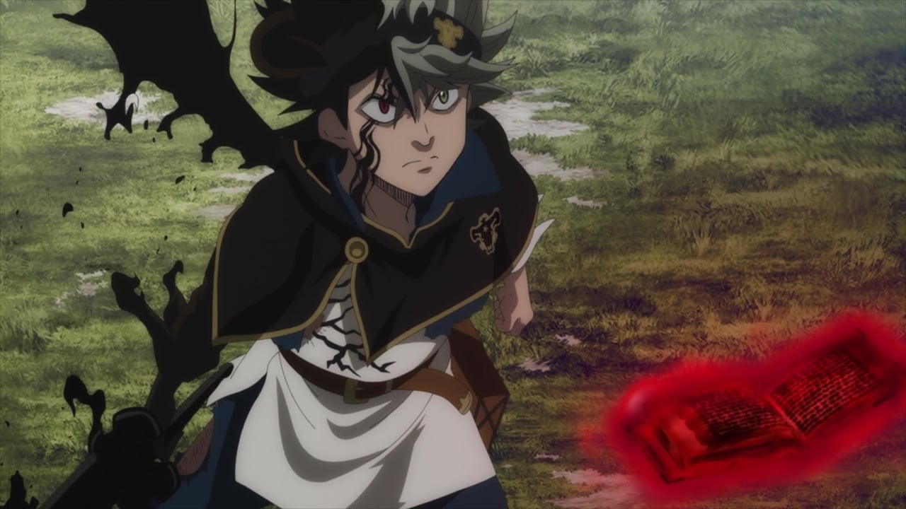Black Clover Manga Deutsch