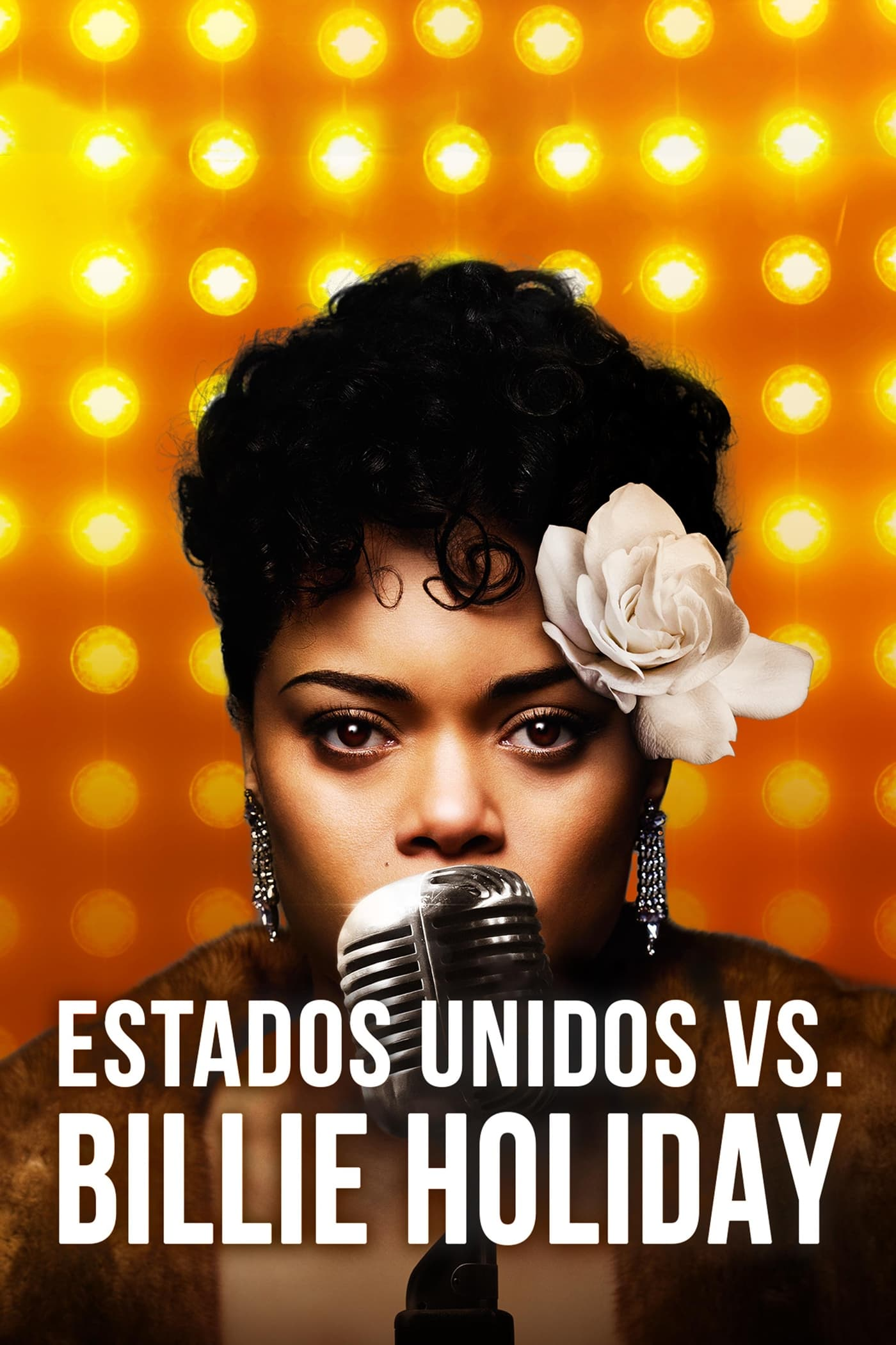 Estados Unidos vs. Billie Holiday Dublado