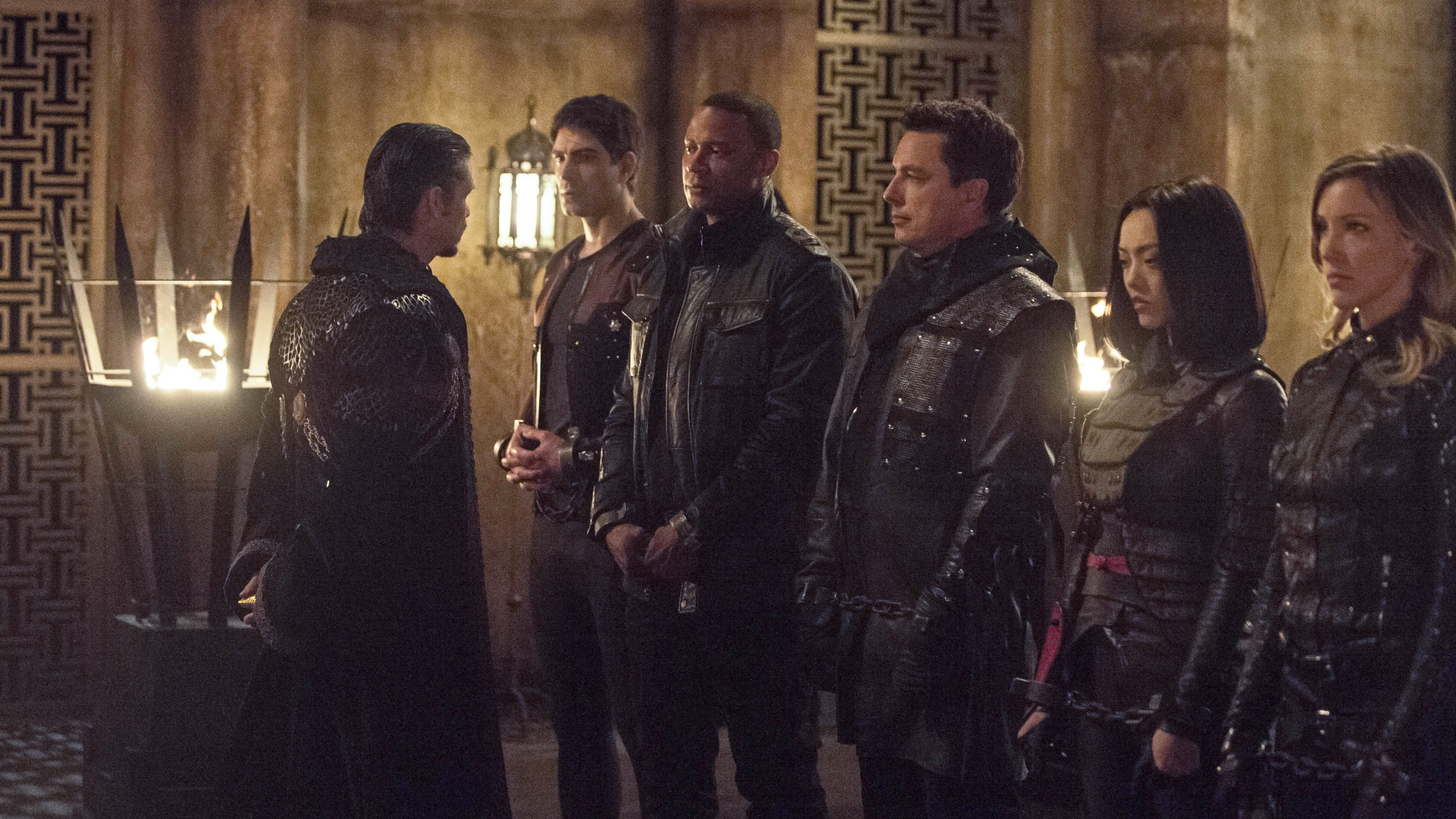 Arrow Season 3 :Episode 22  This is Your Sword