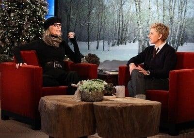 The Ellen DeGeneres Show Season 9 :Episode 65  Day #9 of 12 Days of Giveaways - Diane Keaton