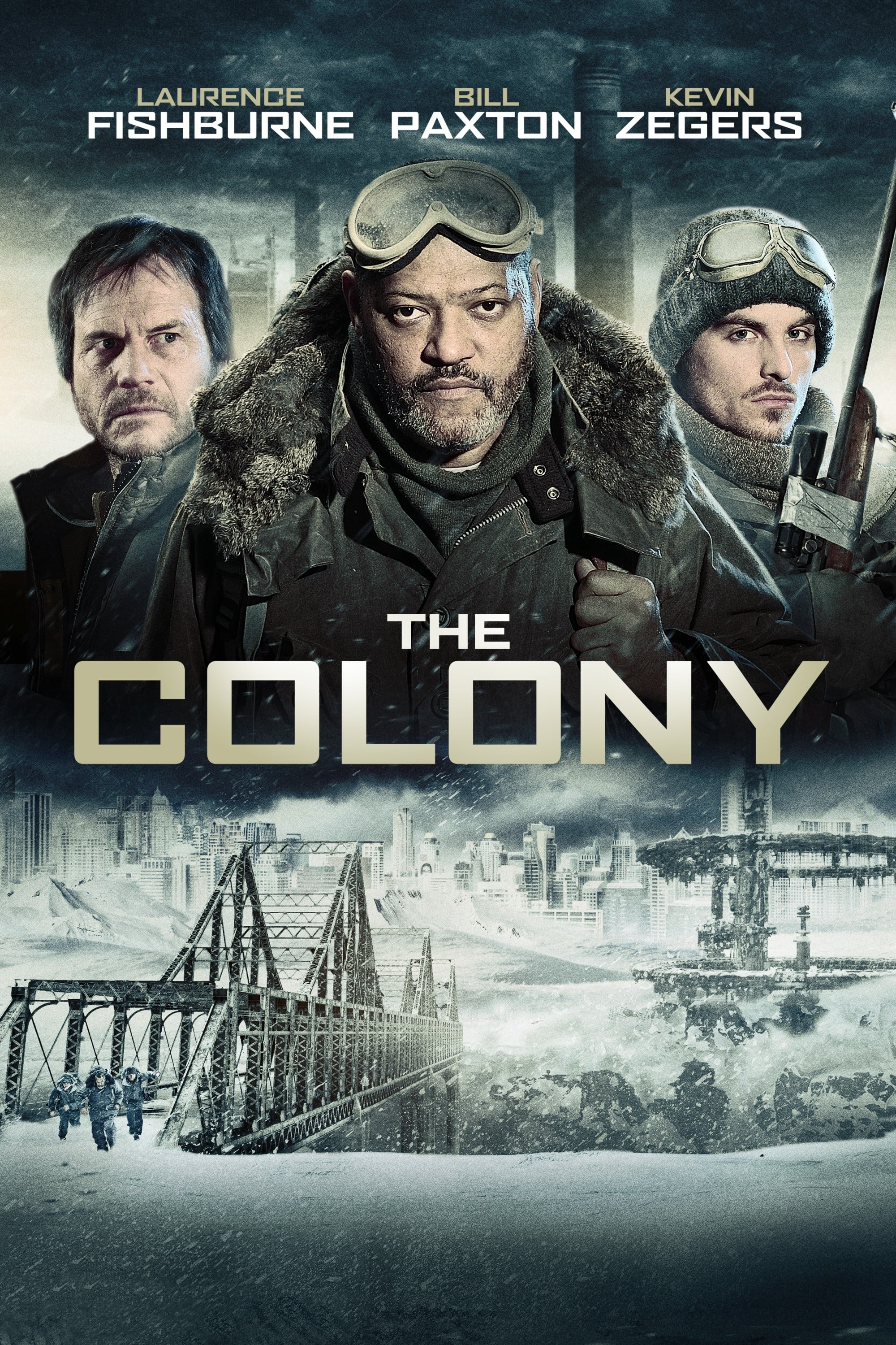 The Colony (2013) - Posters — The Movie Database (TMDb)
