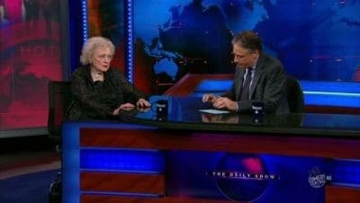 The Daily Show with Trevor Noah Season 15 :Episode 76 Betty White
