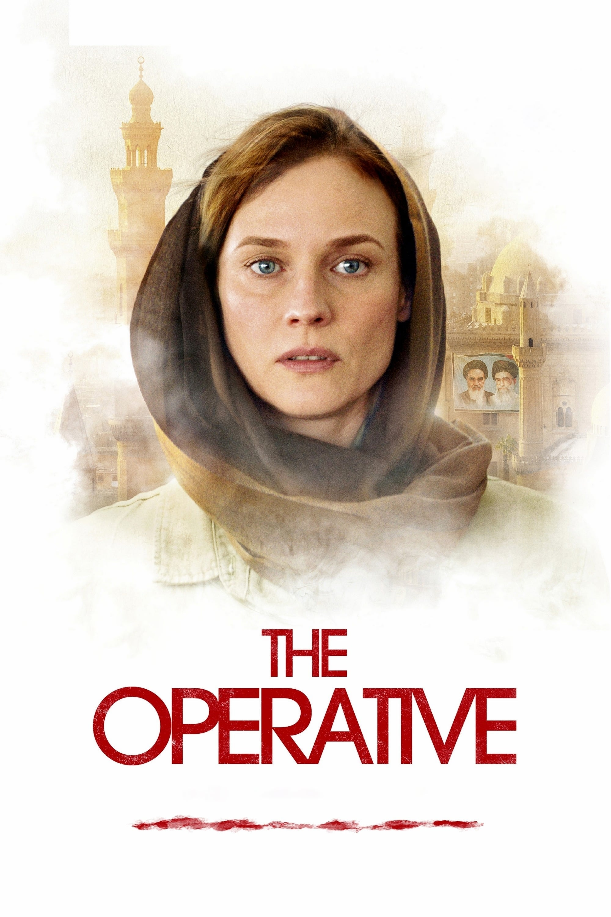 The Operative (2019) WEB-DL 1080P LATINO/INGLES