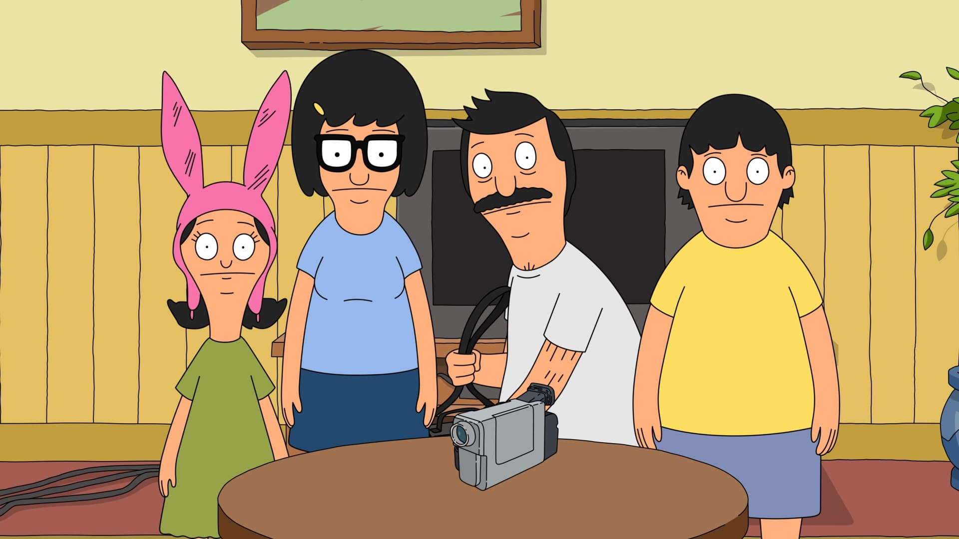 Bob's Burgers - Season 7 Episode 20 : Mom, Lies and Videotapes