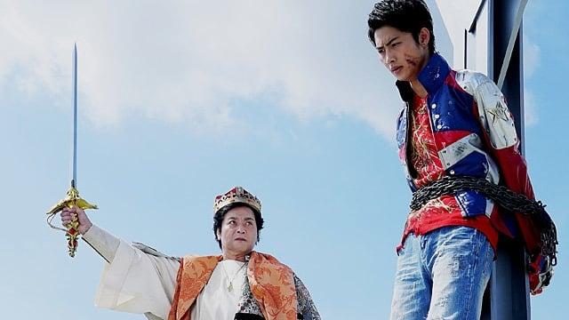 Super Sentai Season 41 :Episode 37  Lucky, Reunion With His Father