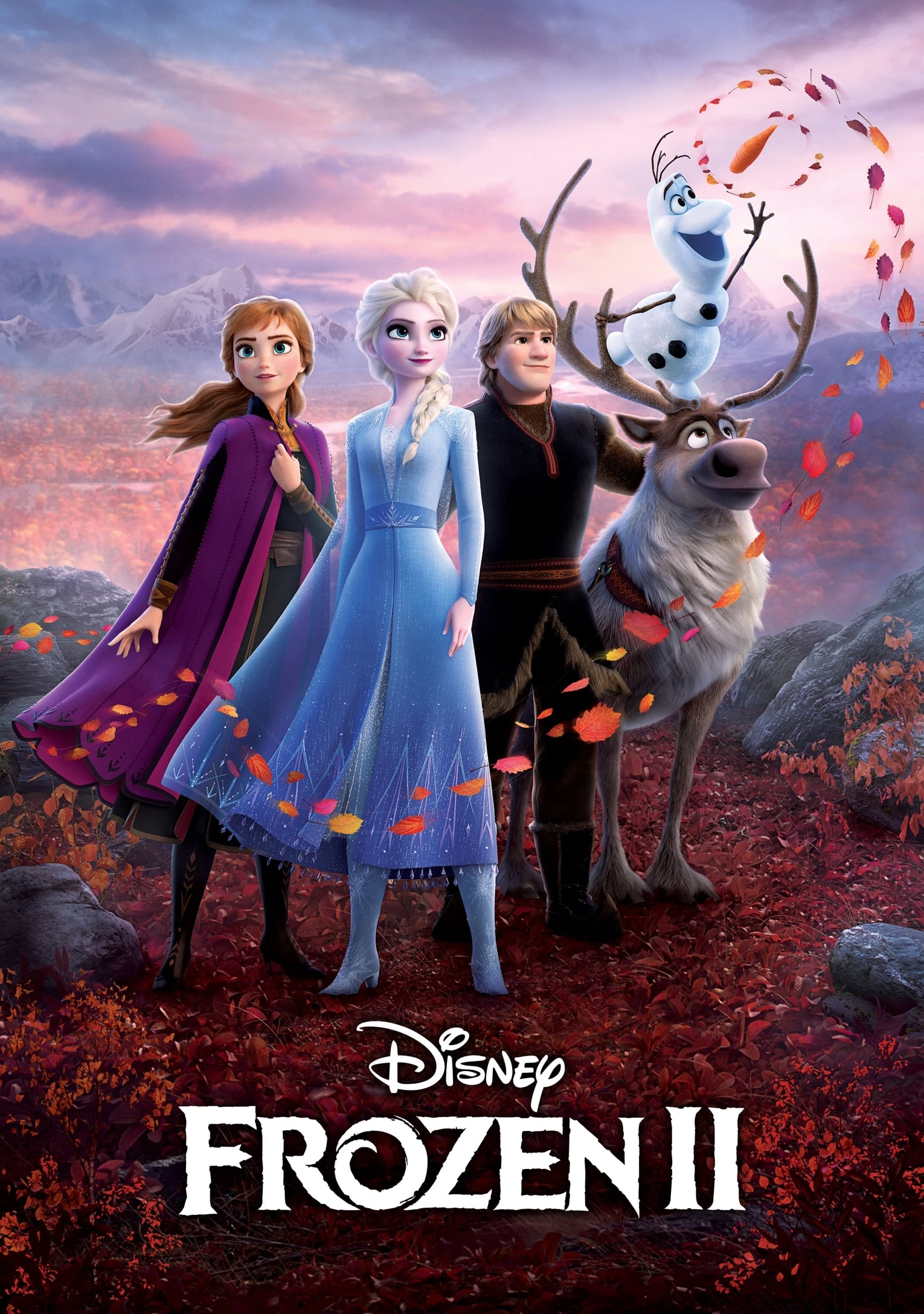 Frozen 2 (2019) | 1080p BluRay 12.5 GB (EVO) & 5.5 GB (yol0w)  | 1080p [1.5 GB] 720p [673 MB] BRRip | G-Drive